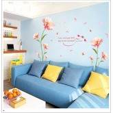 Wall Decals: Floral Wall Decals HM1XL8188
