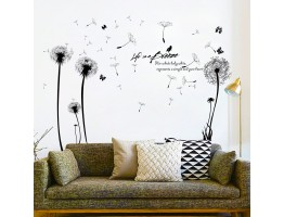 Dandelion Wall Decals HM1XL8259