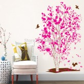 Wall Decals: Floral Wall Decals HM1XY1161