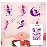 Wall Decals: Fairies Wall Decals HM58259