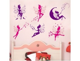 Fairies Wall Decals HM58259