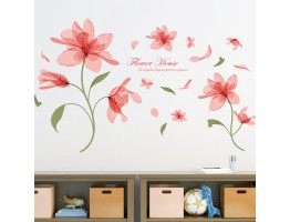 Floral Wall Decals HM77126
