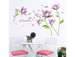 Floral Wall Decals HM77127