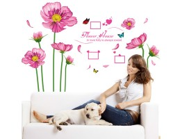 Floral Wall Decals HM77128