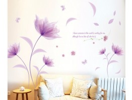 Floral Wall Decals HM78190