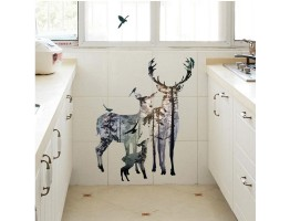 Deer Wall Decals HM92009