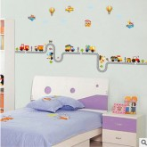 Wall Decals Traffic Vehivles Wall Decals HMA1046