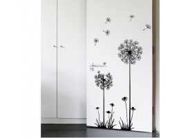 Dandelion Wall Decals HMA2147