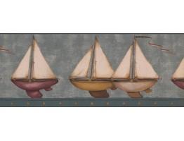 Ships Wallpaper Border 3123 HS