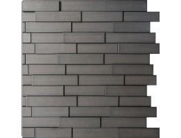 Wall Panel Piano - Decorative Thermoplastic Tile 24x24 - Dark Okasha