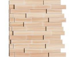 Wall Panel Piano - Decorative Thermoplastic Tile 24x24 Amati
