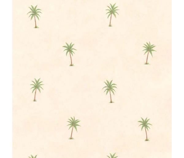 Floral Wallpaper: Palm Tree Wallpaper JFM2876