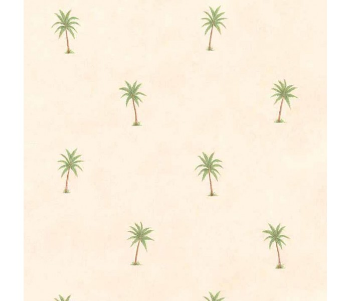 Floral Wallpaper: Palm Tree Wallpaper JFM2876