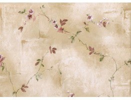 Floral Wallpaper KA23634