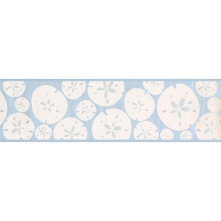 6 1/2 in x 15 ft Prepasted Wallpaper Borders - Kids Wall Paper Border 8547 KB