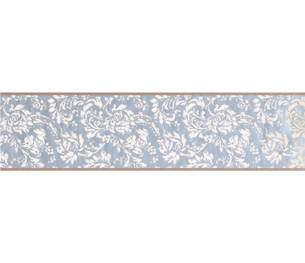 Floral Borders Floral Wallpaper Border KB8559 York Wallcoverings