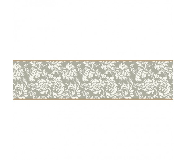 Floral Wallpaper Borders: KB8559B Wallpaper Border