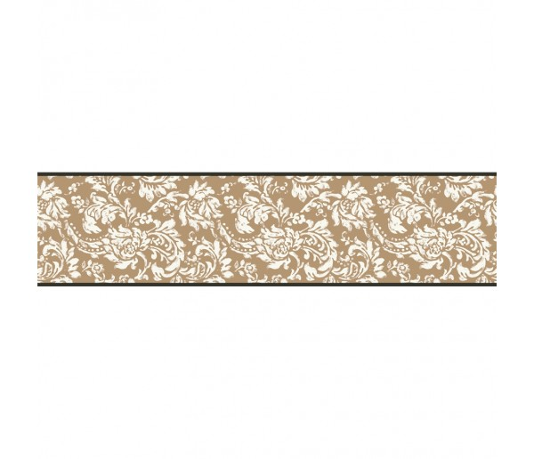 Floral Wallpaper Borders: KB8560B Wallpaper Border