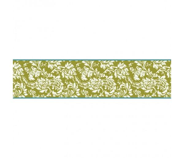 Floral Wallpaper Borders: KB8561B Wallpaper Border