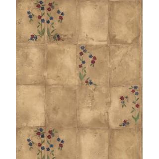 Floral Wallpaper KF24388