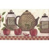 Kitchen Wallpaper Borders: Kitchen Wallpaper Border KLM43009B