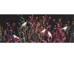 Prepasted Wallpaper Borders - Birds Wall Paper Border KP1593B