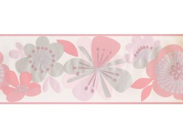 Floral Wallpaper Border 2226 KS