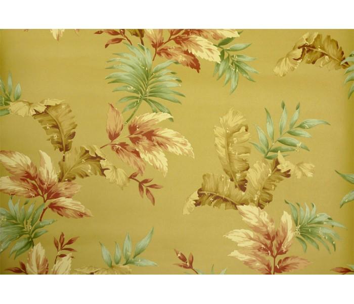 Floral Wallpaper: Leafs Wallpaper KS24893