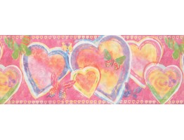 Heart Wallpaper Border 1293 KZ