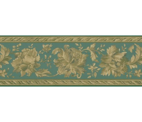 Garden Wallpaper Borders: Floral Wallpaper Border FDB05741