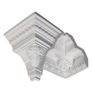 Crown Molding Corners - MC-1007 Corners