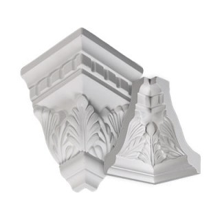 Crown Molding Corners - MC-1033 Corners