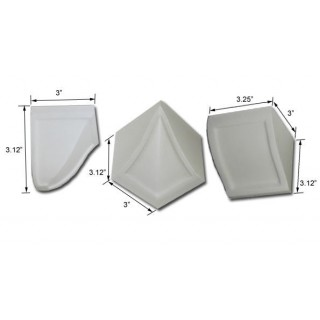 Crown Molding Corners - MC-4047 Corners