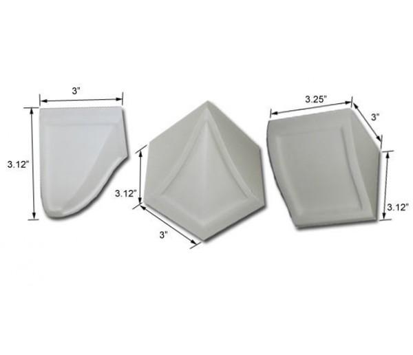 Crown Molding Corners: MC-4047 Corners