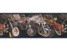 Bikes Wallpaper Border 4012 OA
