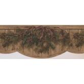 Garden Wallpaper Borders: Garden Wallpaper Border 8003 OA