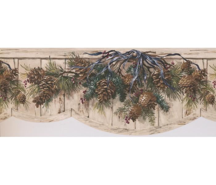 Garden Wallpaper Borders: Garden Wallpaper Border 8004 OA