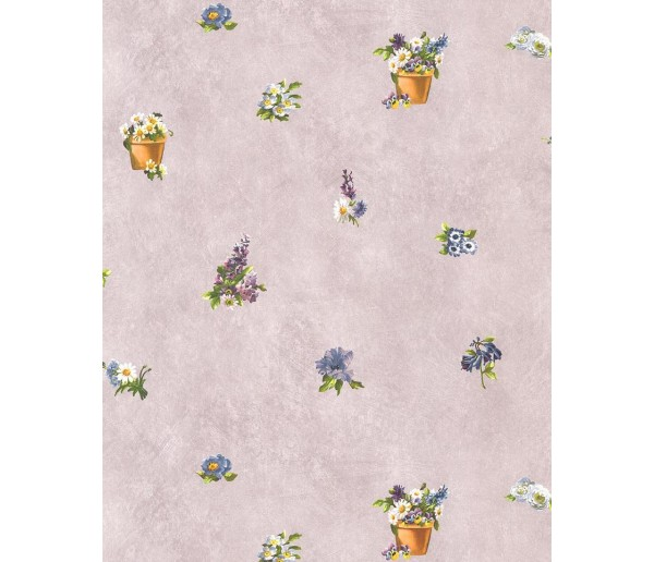 Floral Wallpaper OH48845