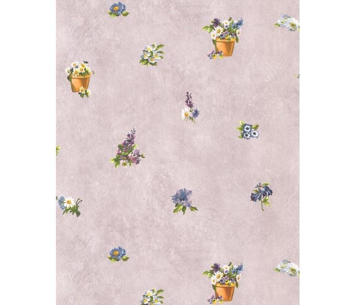 Floral Wallpaper: Floral Wallpaper OH48845