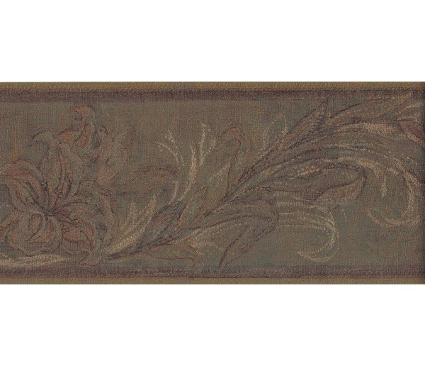 Vintage Borders Vintage Wallpaper Border ONB65117 Fine Art Decor Ltd.