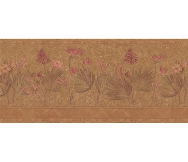 Garden Wallpaper Borders: Floral Wallpaper Border S5232B