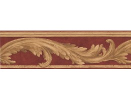 Contemporary Wallpaper Border 78336 SF