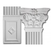 Flat Column Set: Scroll Top Flat Column Set
