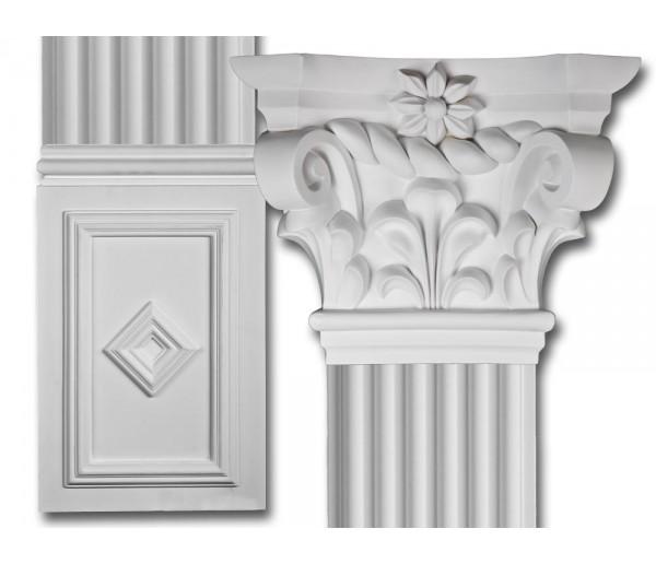 Flat Column Set: Scroll Top Flat Column Set