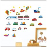 Wall Decals: Kids Wall Decals TC1112
