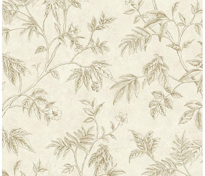 Floral Wallpaper: Leafs Wallpaper TH29059