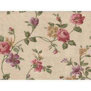 Floral Wallpaper VC839