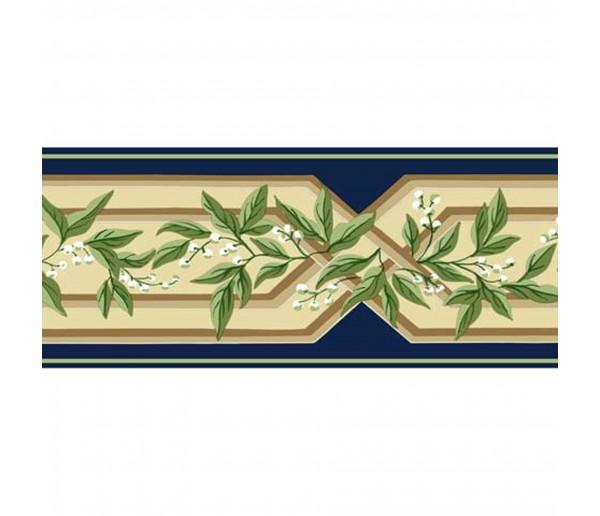 Vintage Wallpaper Borders: Vintage Wallpaper Border VT743343B
