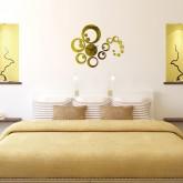 Wall Clocks: 3D Acrylic Wall Clock With Butterfly
