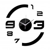 Wall Clocks DIY 3D Acrylic Wall Clock